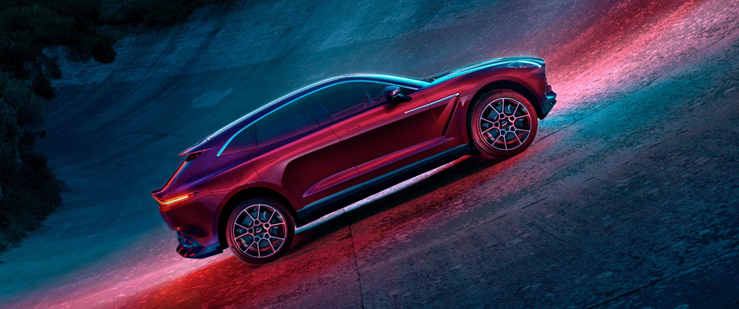 Dbx Beautiful Is Relentless Aston Martin Works