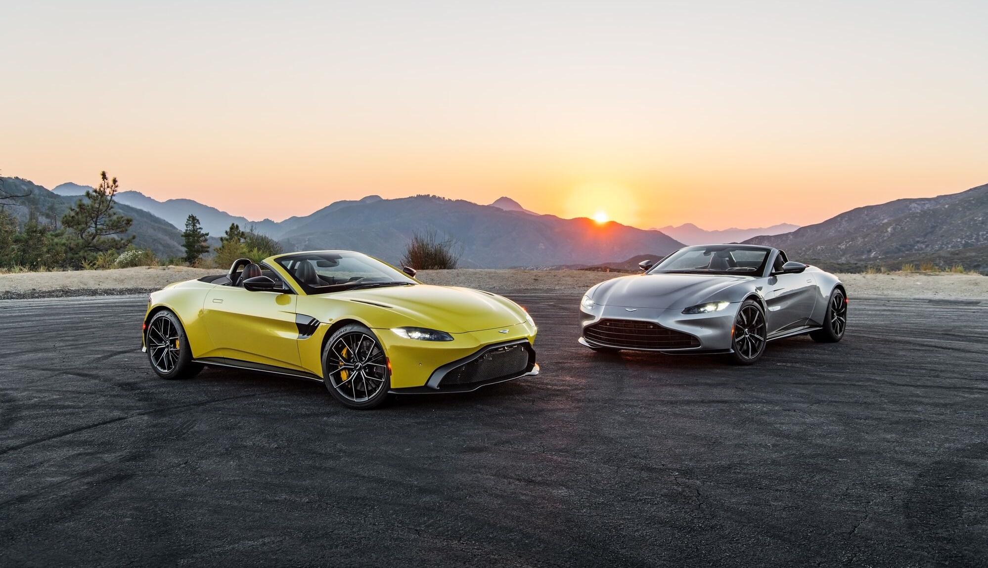 Aston Martin Car Finance Aston Martin Works