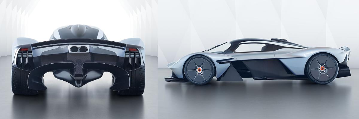 Valkyrie Aston Martin Works