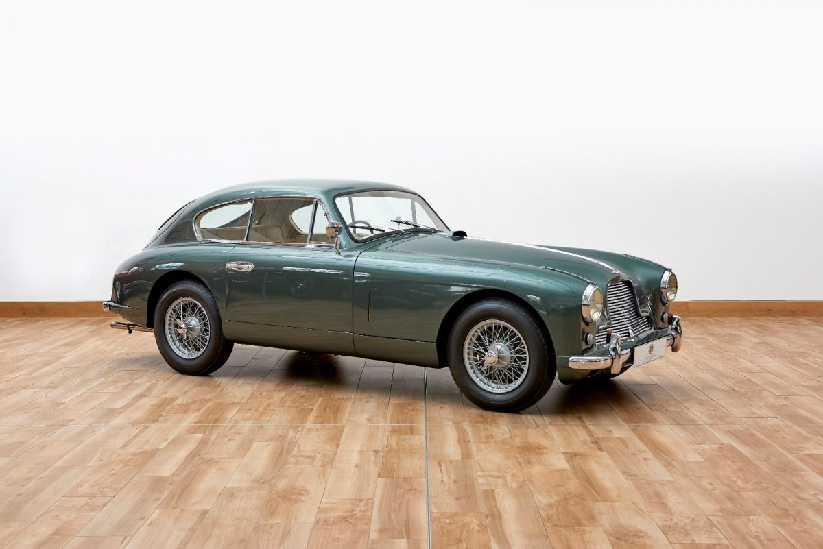 Classic Heritage Aston Martin Cars For Sale Aston Martin Works