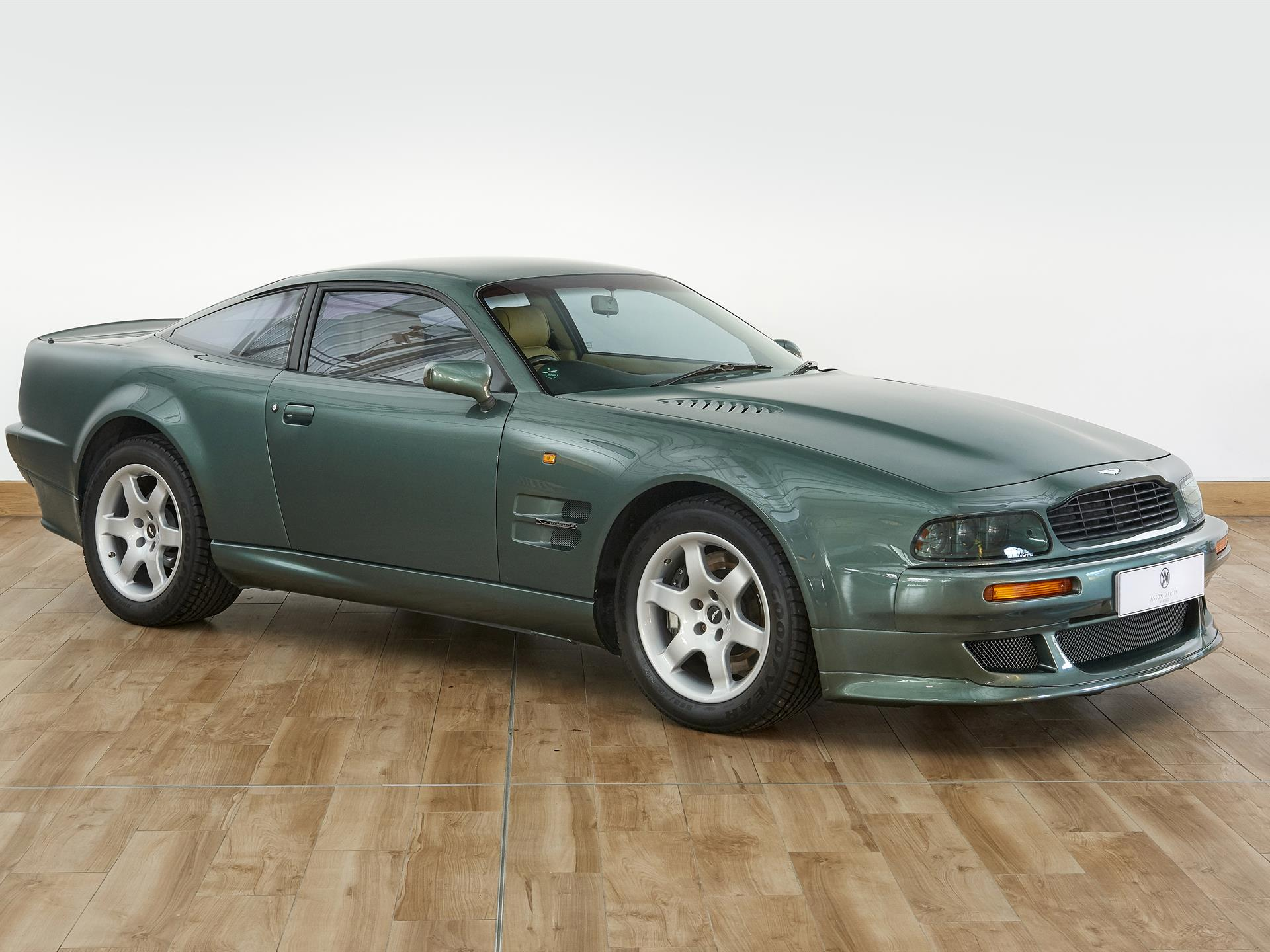 Aston Martin V8 Vantage V550 Coupe For Sale Aston Martin Works
